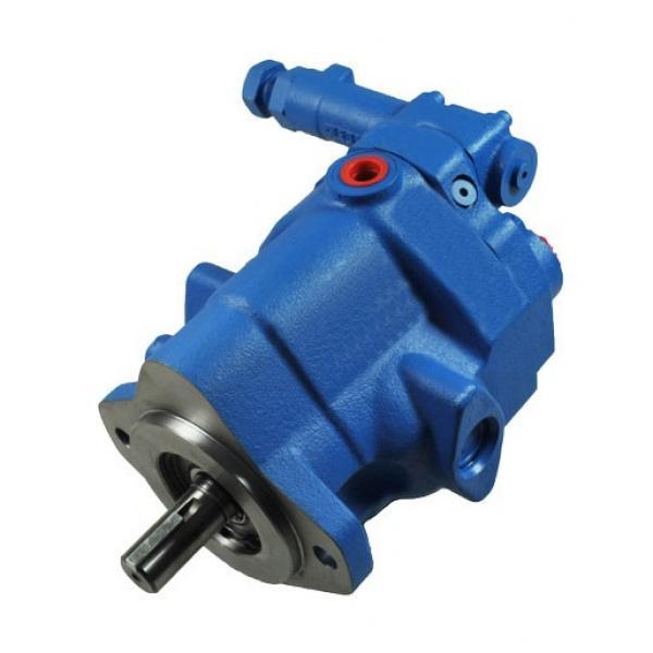 Vickers PV046R1K1BBNMRC+PGP517A0520CD1 Piston Pump PV Series #2 image