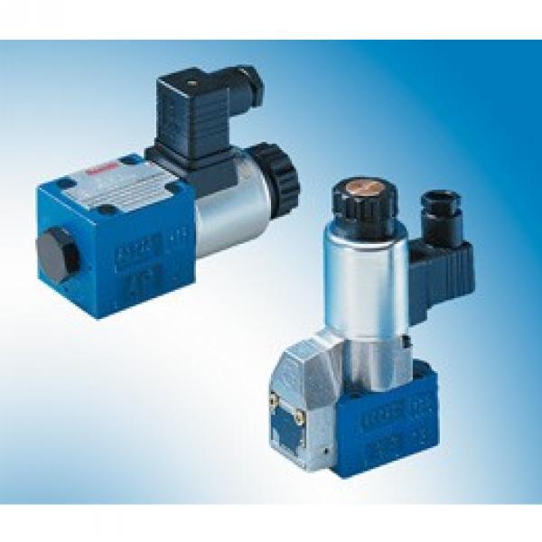 REXROTH DBW 30 B1-5X/100-6EG24N9K4 R900966284 Pressure relief valve #1 image