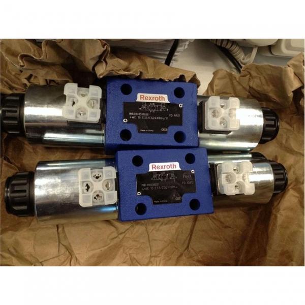 REXROTH 4WE 6 G6X/EW230N9K4 R900912493 Directional spool valves #1 image